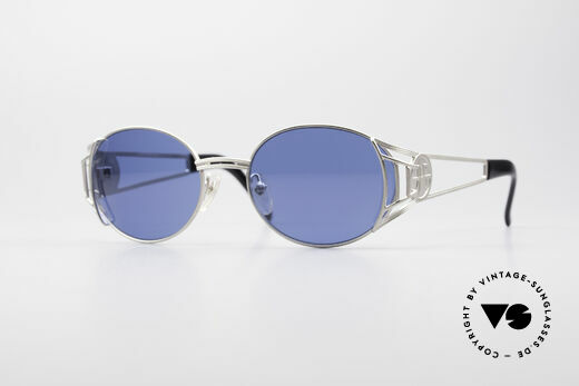 Jean Paul Gaultier 58-6102 Steampunk Sonnenbrille Details