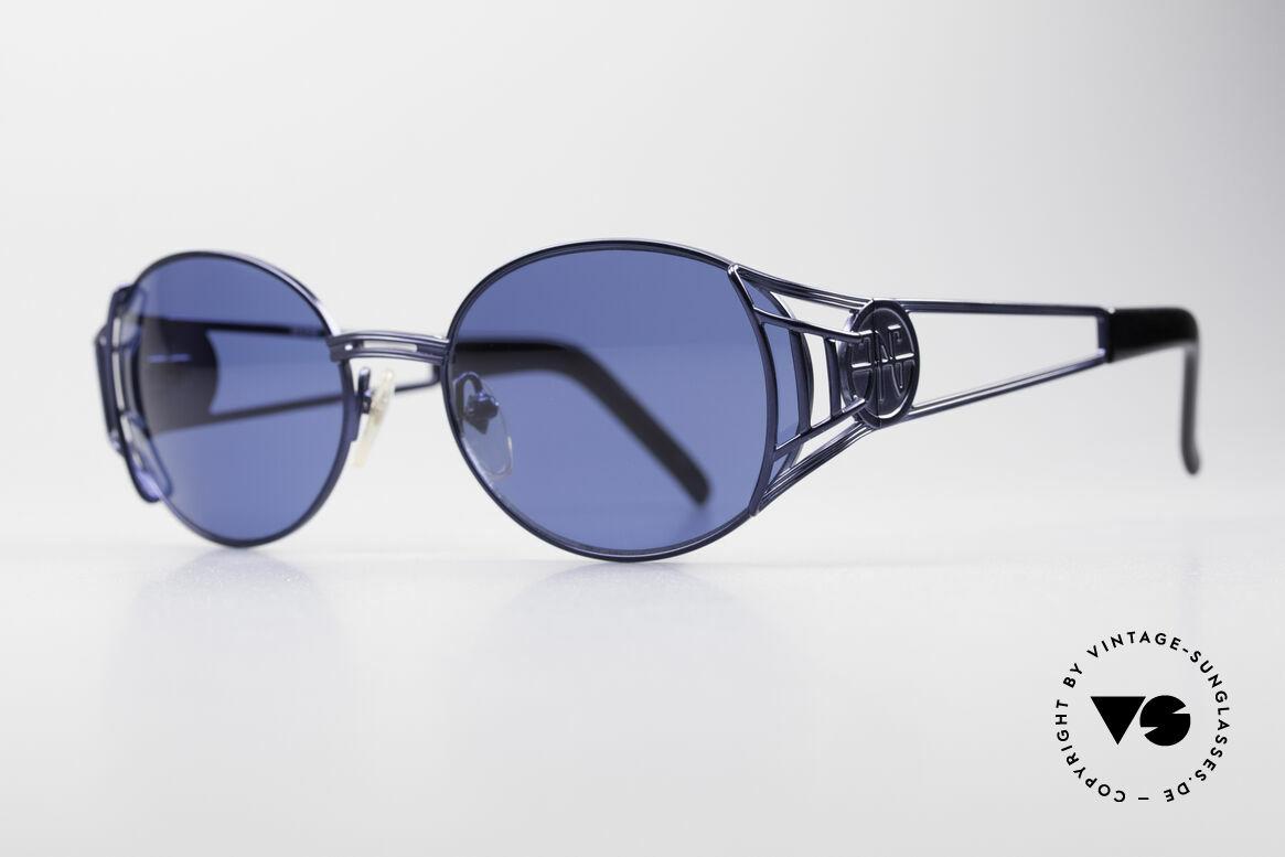 """Jean Paul Gaultier 58-6102 Vintage Steampunk Brille, heutzutage oft als """"STEAMPUNK-Brille"""" bezeichnet, Passend für Herren und Damen"""