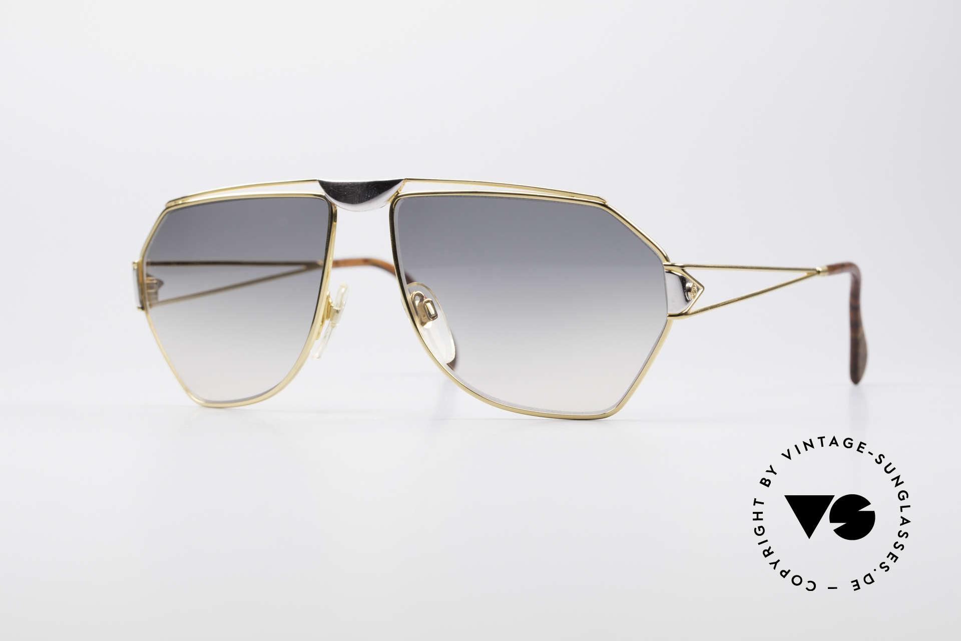 St. Moritz 403 80er Jupiter Sonnenbrille, sensationelle vintage St. Moritz Designer-Sonnenbrille, Passend für Herren