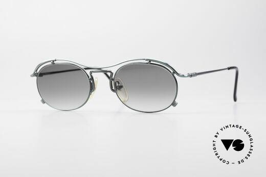 Jean Paul Gaultier 55-2170 Vintage 90er Sonnenbrille Details