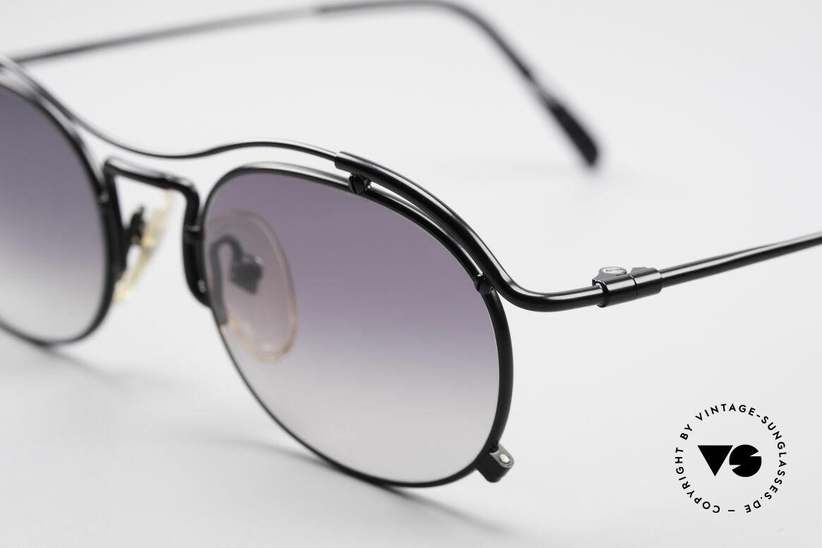 Jean Paul Gaultier 55-2170 Vintage JPG Sonnenbrille, außergewöhnliche Spitzen-Qualität; made in Japan, Passend für Herren und Damen