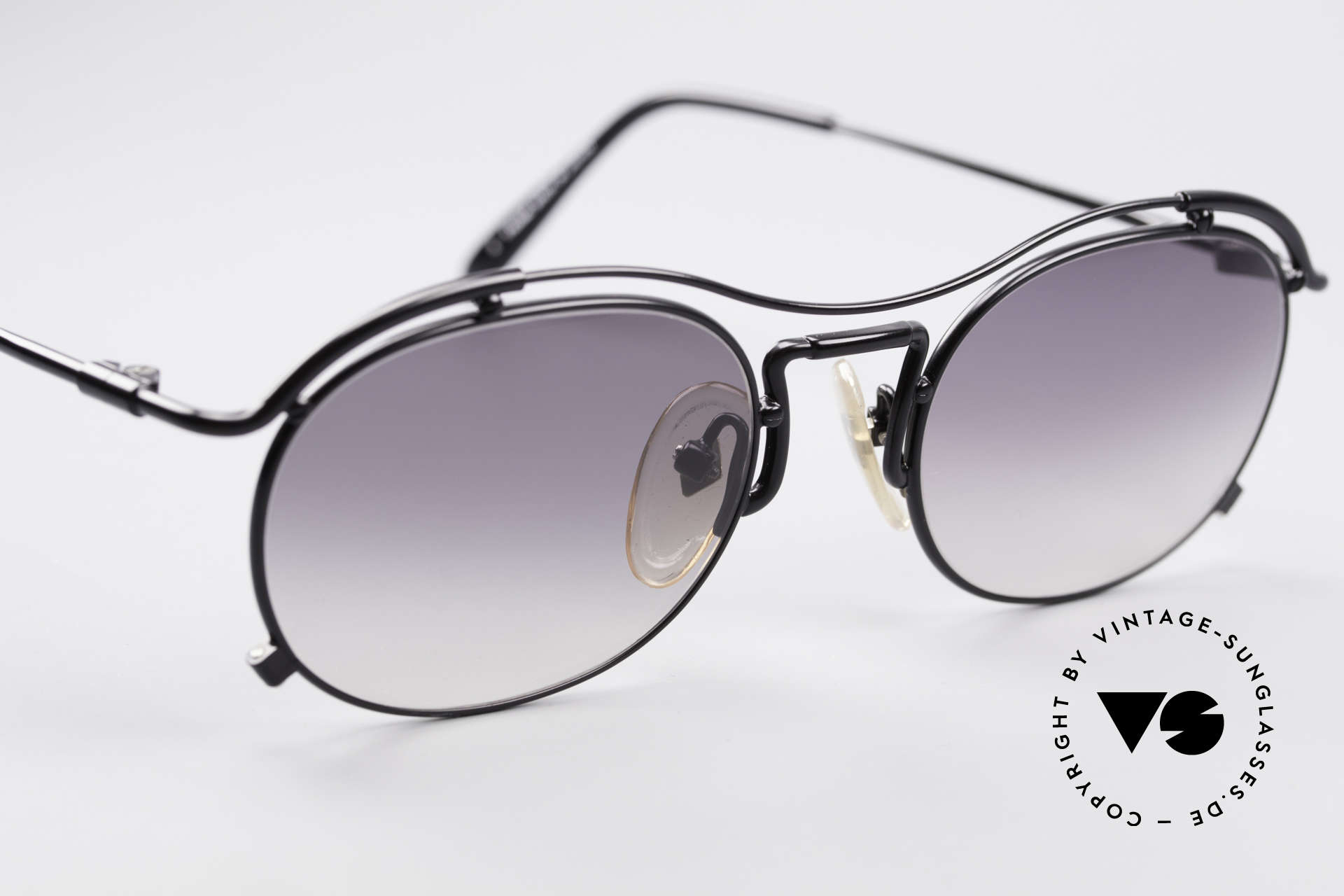 Jean Paul Gaultier 55-2170 Vintage JPG Sonnenbrille, ungetragen; wie alle unsere 90er JPG Sonnenbrillen, Passend für Herren und Damen