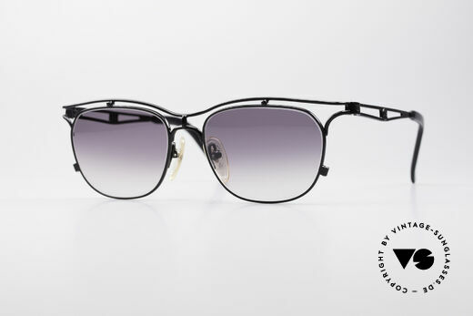 Jean Paul Gaultier 55-2178 No Retro JPG Designerbrille Details
