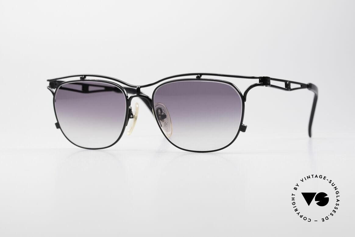 Jean Paul Gaultier 55-2178 No Retro JPG Designerbrille, sehr edle 90er Designersonnenbrille von Gaultier, Passend für Herren und Damen
