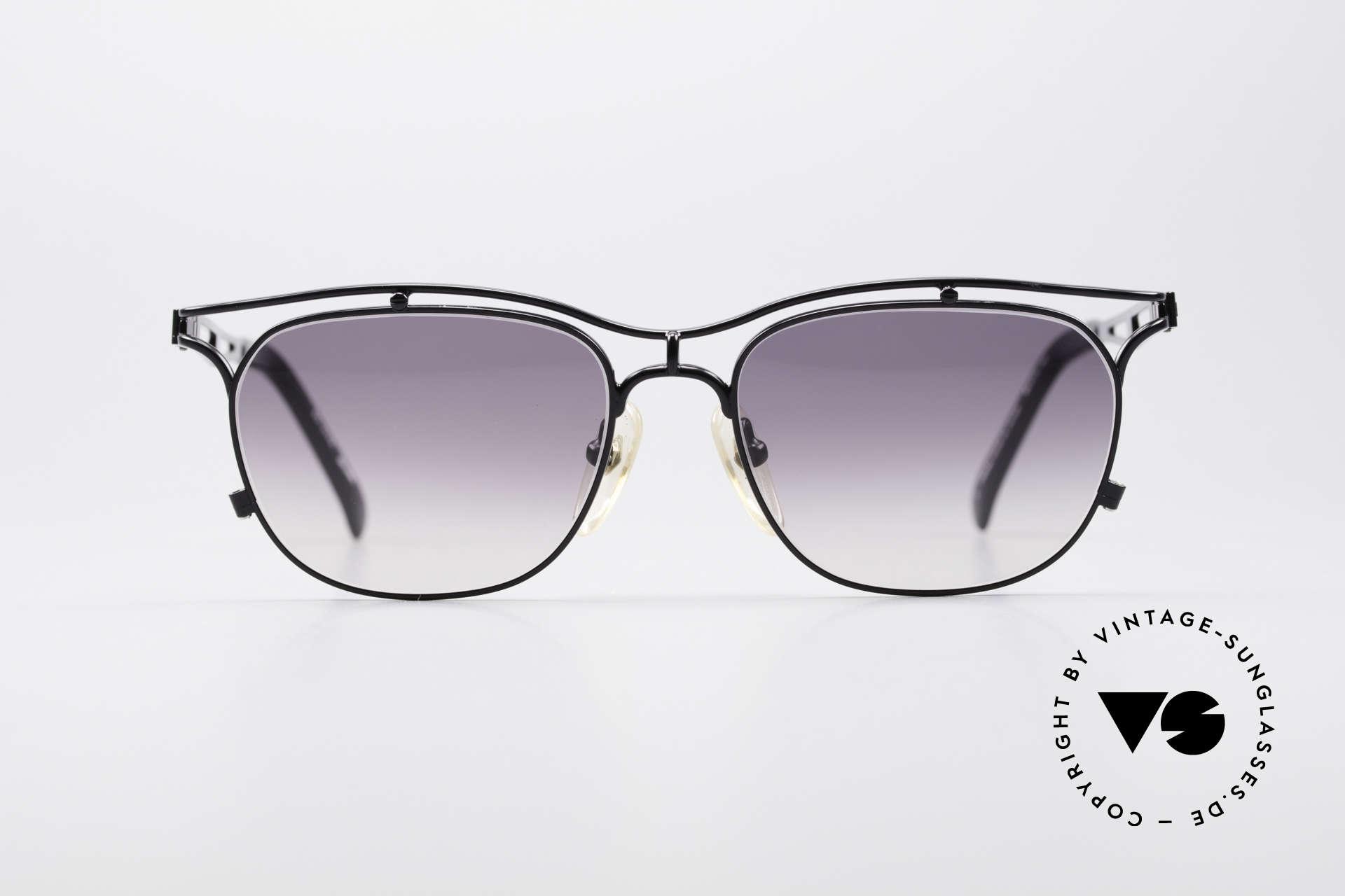 Jean Paul Gaultier 55-2178 No Retro JPG Designerbrille, absolute (fühlbare) TOP-Qualität; made in Japan, Passend für Herren und Damen