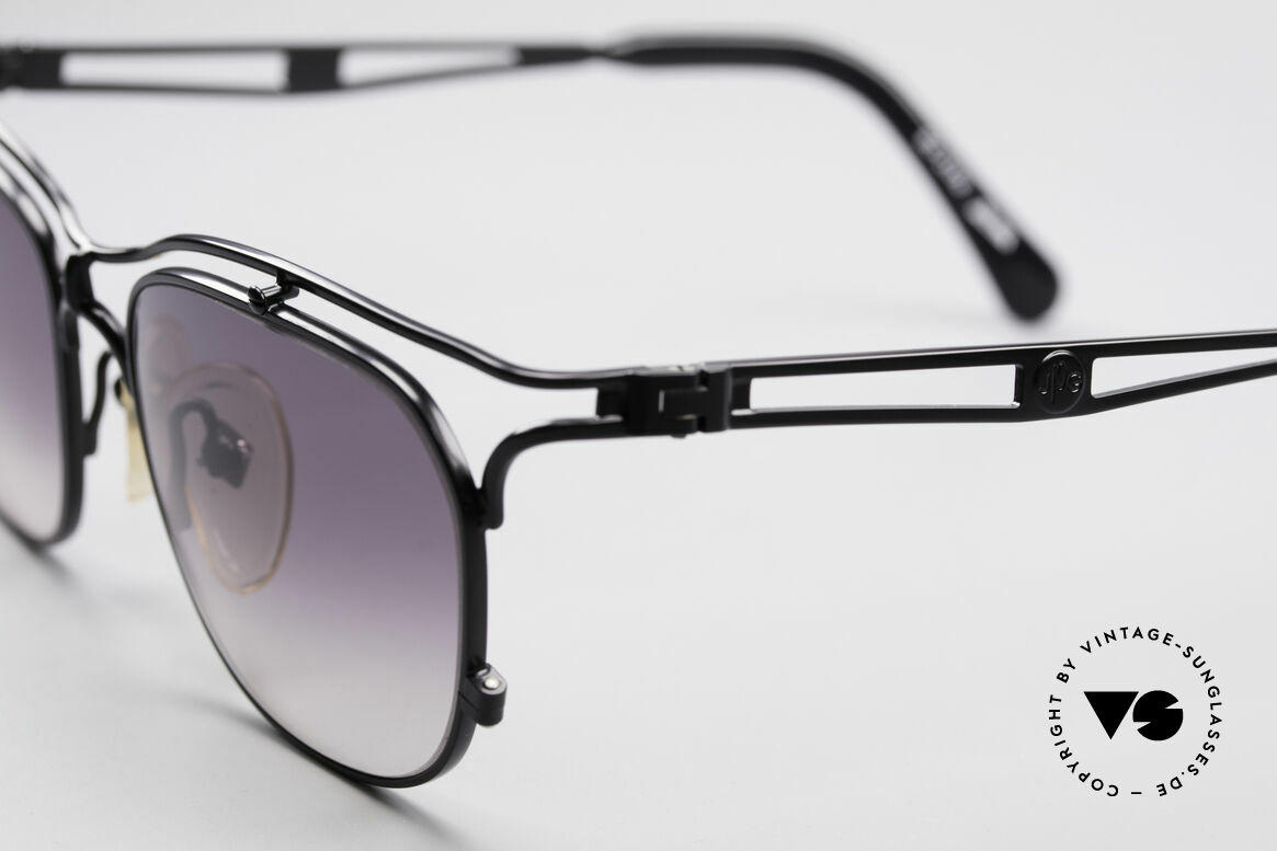 Jean Paul Gaultier 55-2178 No Retro JPG Designerbrille, ungetragen (wie all unsere vintage Sonnenbrillen), Passend für Herren und Damen