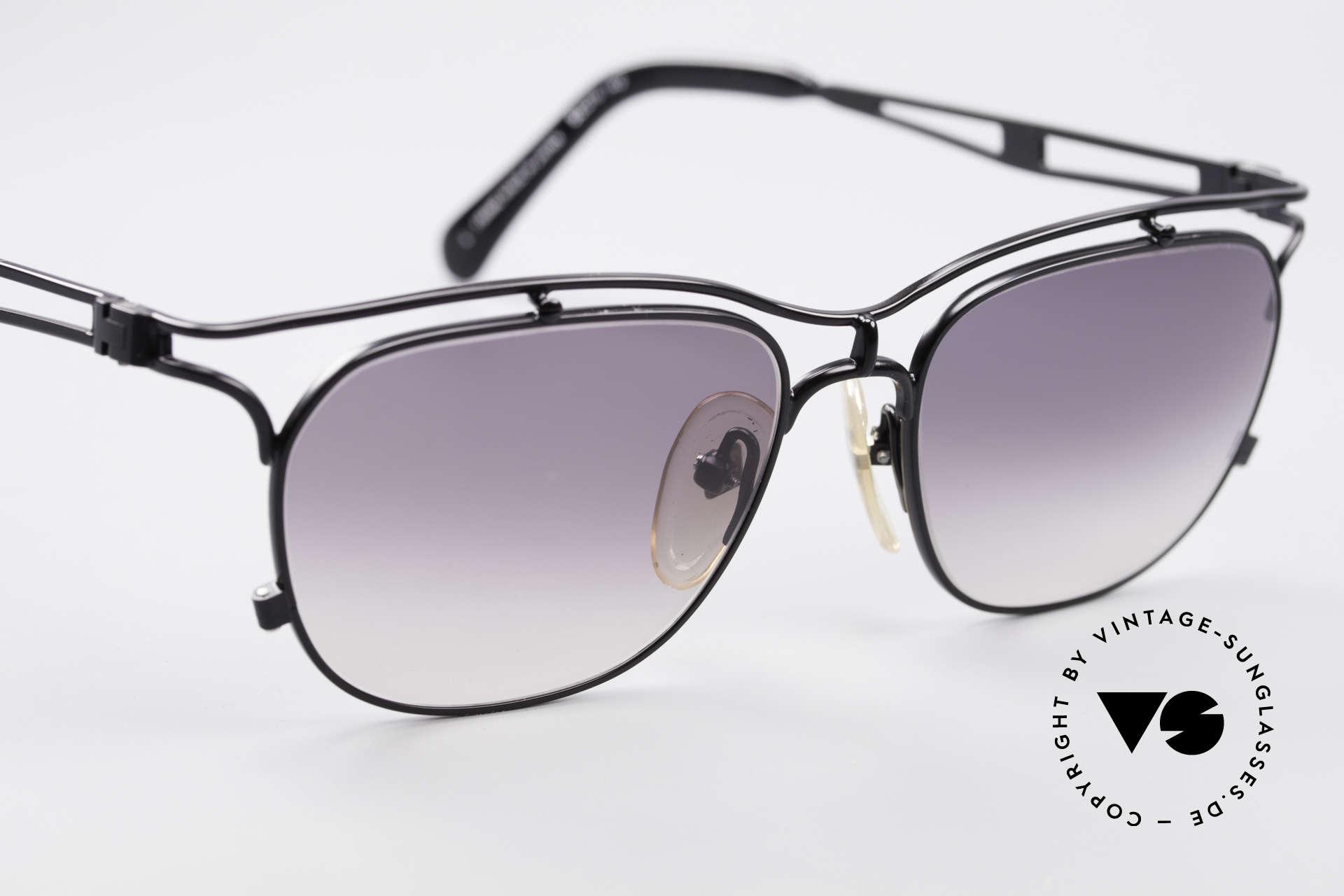 Jean Paul Gaultier 55-2178 No Retro JPG Designerbrille, KEINE RETROBRILLE, sondern ein 90er ORIGINAL, Passend für Herren und Damen