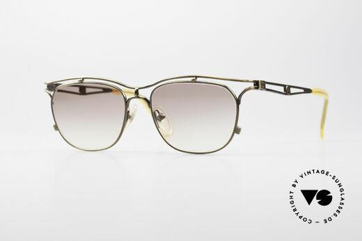 Jean Paul Gaultier 55-2178 Vintage JPG Designerbrille Details