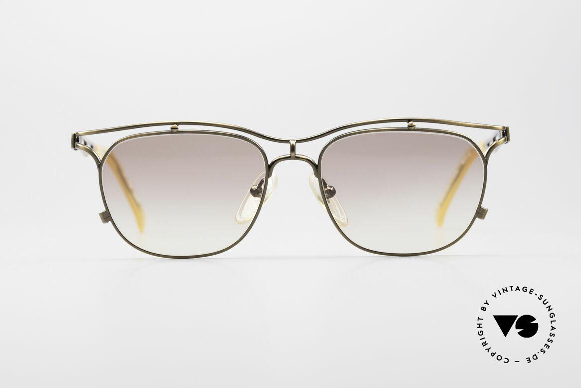 Jean Paul Gaultier 55-2178 Vintage JPG Designerbrille, absolute (fühlbare) TOP-Qualität; made in Japan, Passend für Herren und Damen