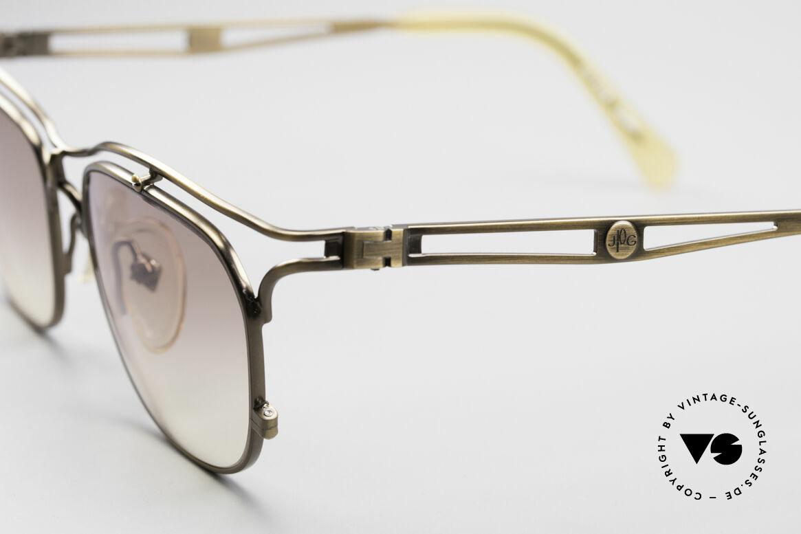 Jean Paul Gaultier 55-2178 Vintage JPG Designerbrille, ungetragen (wie all unsere vintage Sonnenbrillen), Passend für Herren und Damen