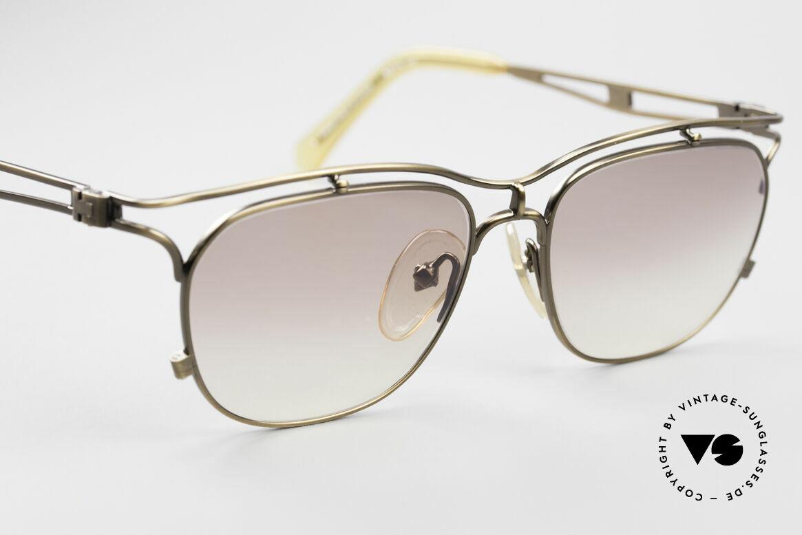 Jean Paul Gaultier 55-2178 Vintage JPG Designerbrille, KEINE RETROBRILLE, sondern ein 90er ORIGINAL, Passend für Herren und Damen