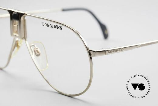 Longines 0154 Echte 80er Aviator Brille