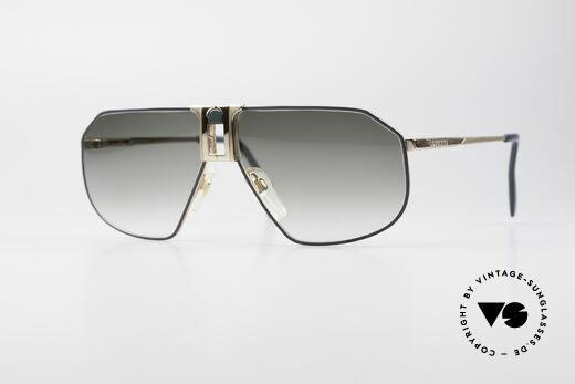 Longines 0153 No Retro Vintage Herrenbrille Details