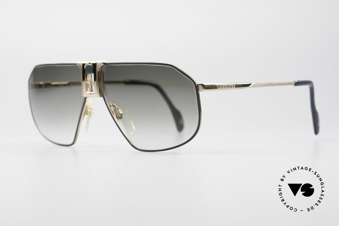 Longines 0153 No Retro Vintage Herrenbrille, für Longines im Traditionshaus Metzler produziert, Passend für Herren