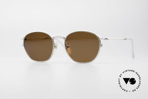 Jean Paul Gaultier 55-1271 JPG Vintage Sonnenbrille Details