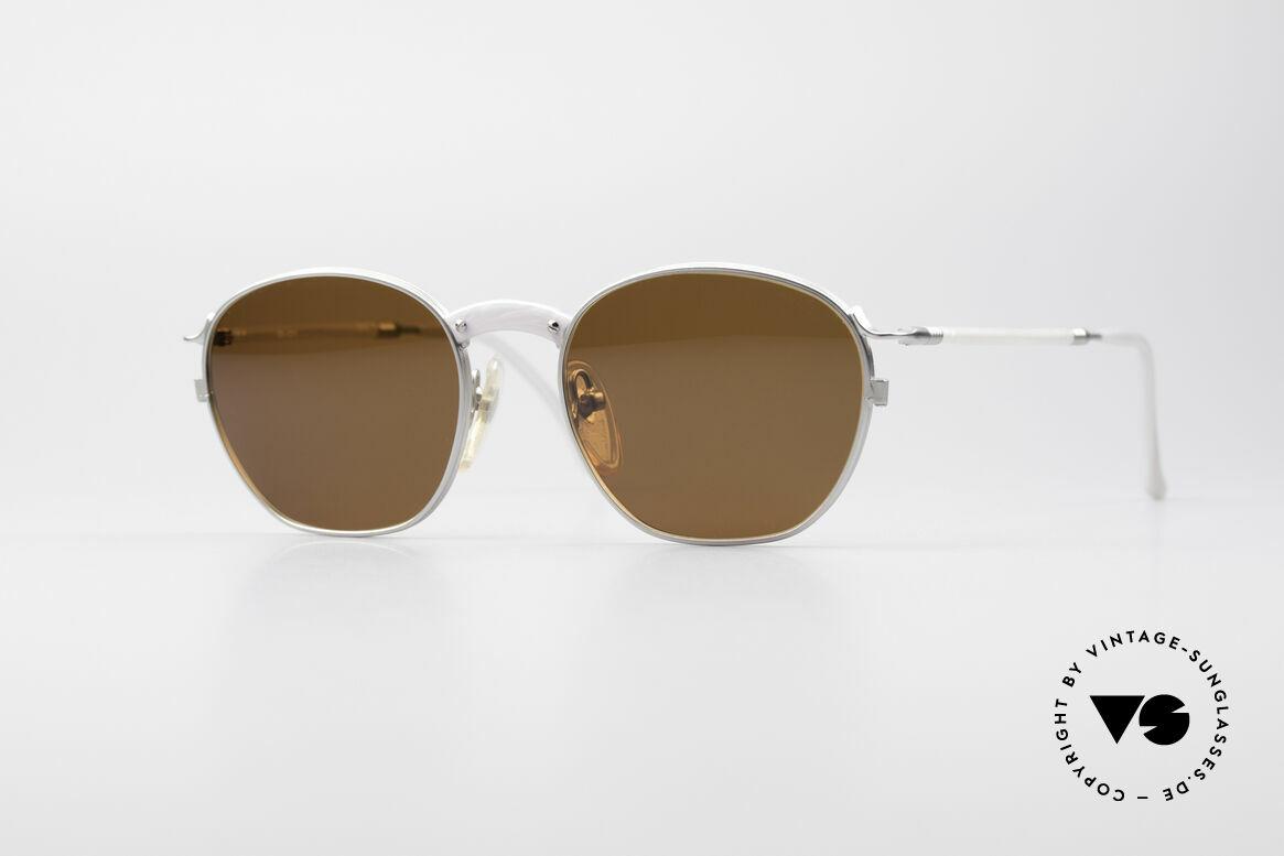Jean Paul Gaultier 55-1271 JPG Vintage Sonnenbrille, vintage Designersonnenbrille von Jean Paul Gaultier, Passend für Herren und Damen