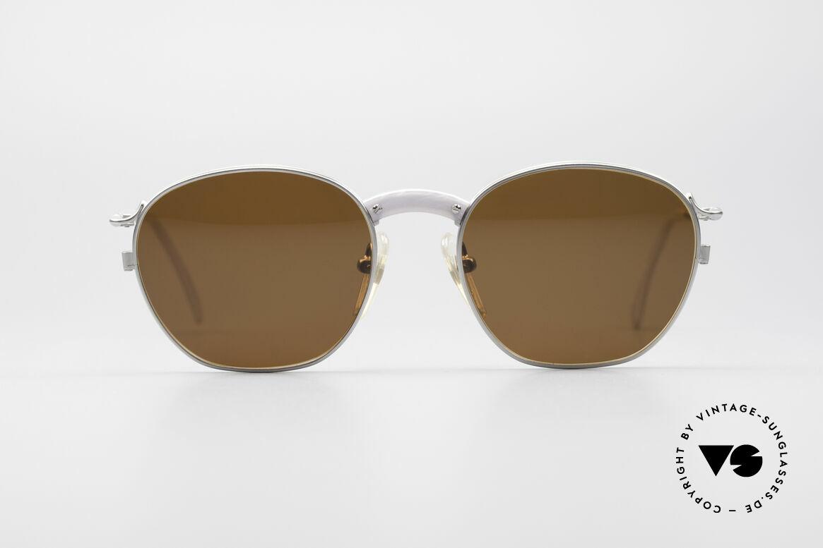 Jean Paul Gaultier 55-1271 JPG Vintage Sonnenbrille, sehr leichter Rahmen & entsprechend hoher Komfort, Passend für Herren und Damen