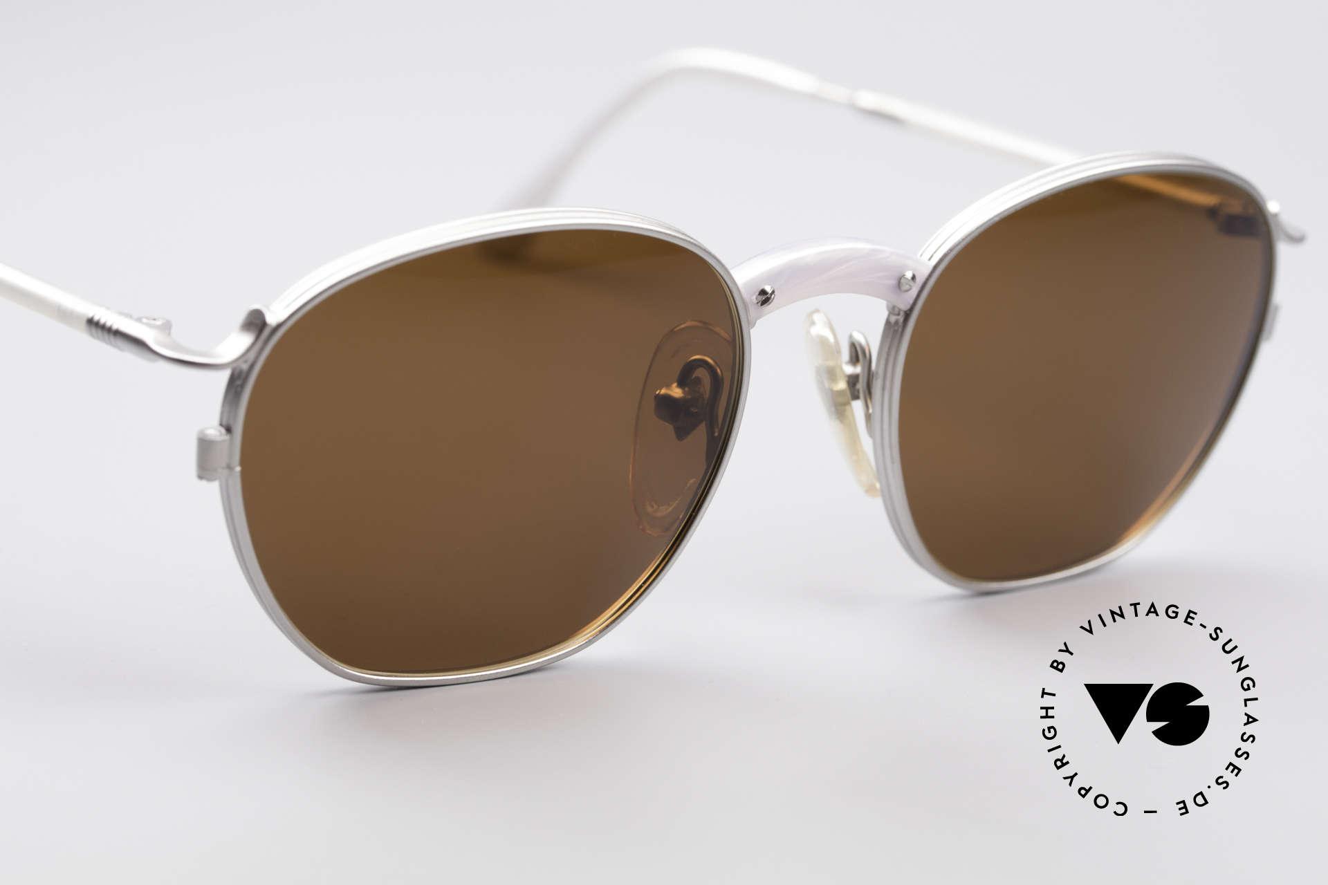 Jean Paul Gaultier 55-1271 JPG Vintage Sonnenbrille, unbenutzt (wie alle unsere vintage JPG Sonnenbrillen), Passend für Herren und Damen