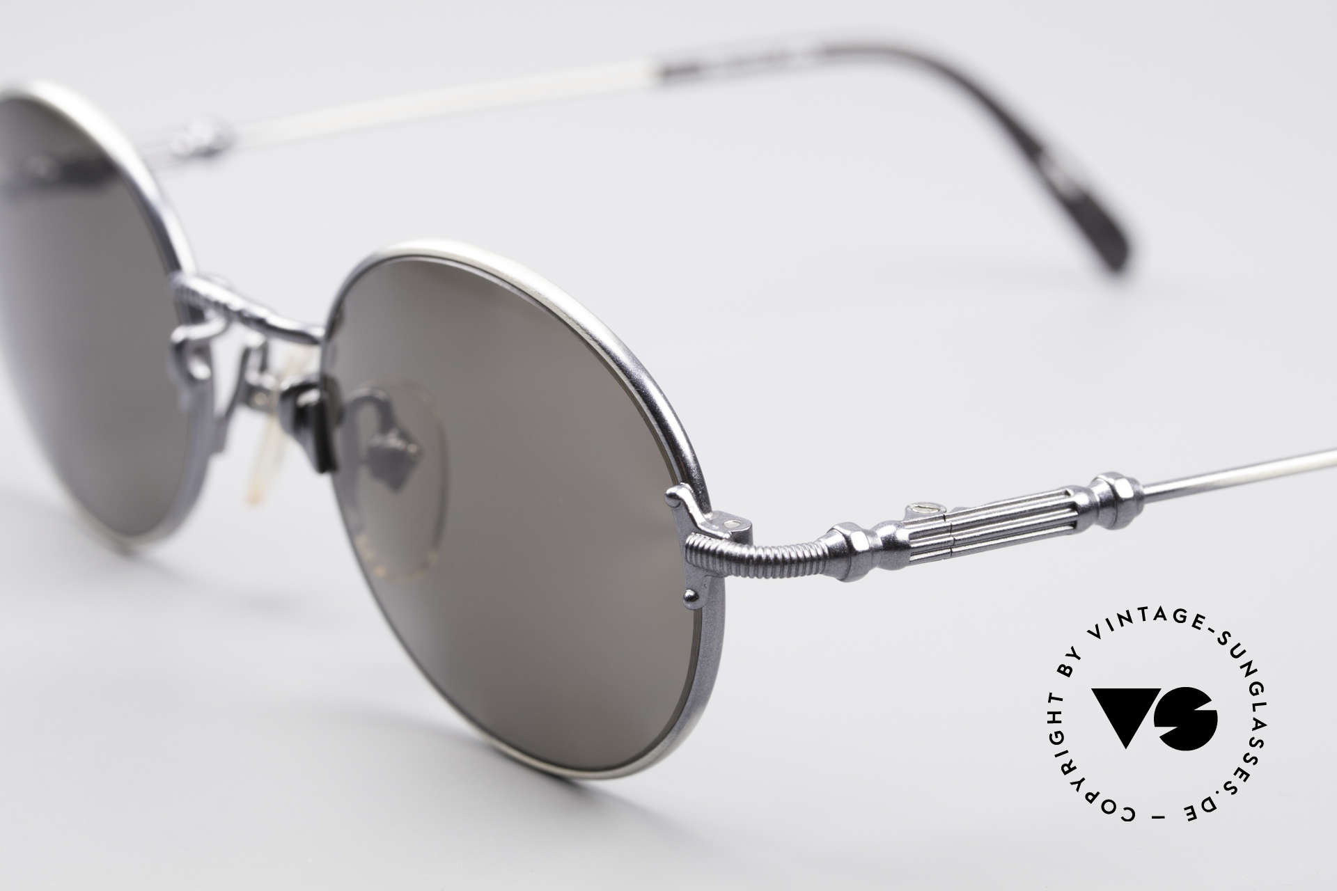 Jean Paul Gaultier 55-6109 Kleine Brille Polarisierend, ein echtes Designerstück in herausragender Qualität!, Passend für Herren und Damen