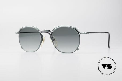 Jean Paul Gaultier 55-2171 90er Vintage Designerbrille Details