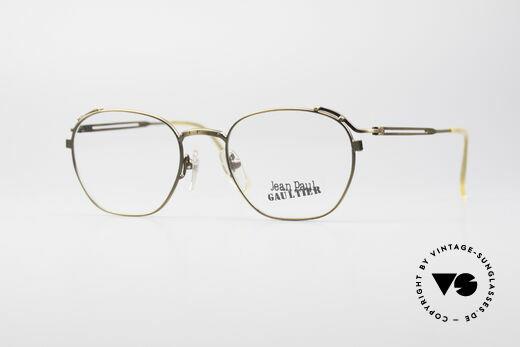 Jean Paul Gaultier 55-3173 Designer Brillenfassung Details