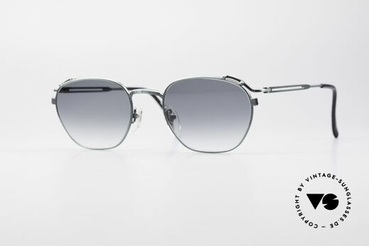 Jean Paul Gaultier 55-3173 Designer 90er Sonnenbrille Details