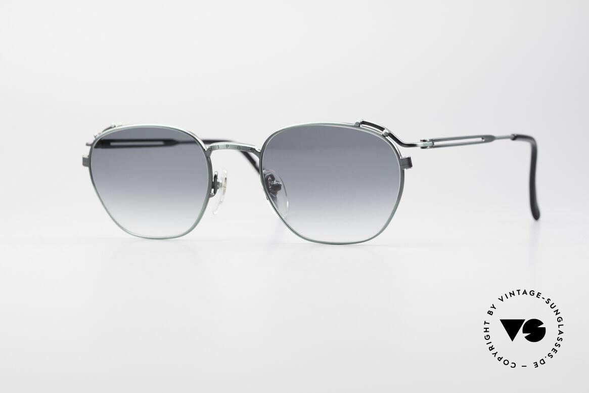 Jean Paul Gaultier 55-3173 Designer 90er Sonnenbrille, zeitlose vintage Sonnenbrille v. Jean Paul Gaultier, Passend für Herren und Damen