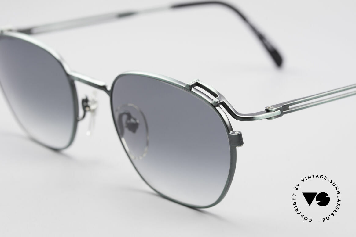 Jean Paul Gaultier 55-3173 Designer 90er Sonnenbrille, absolute TOP-Qualität von 1997/98, made in Japan, Passend für Herren und Damen