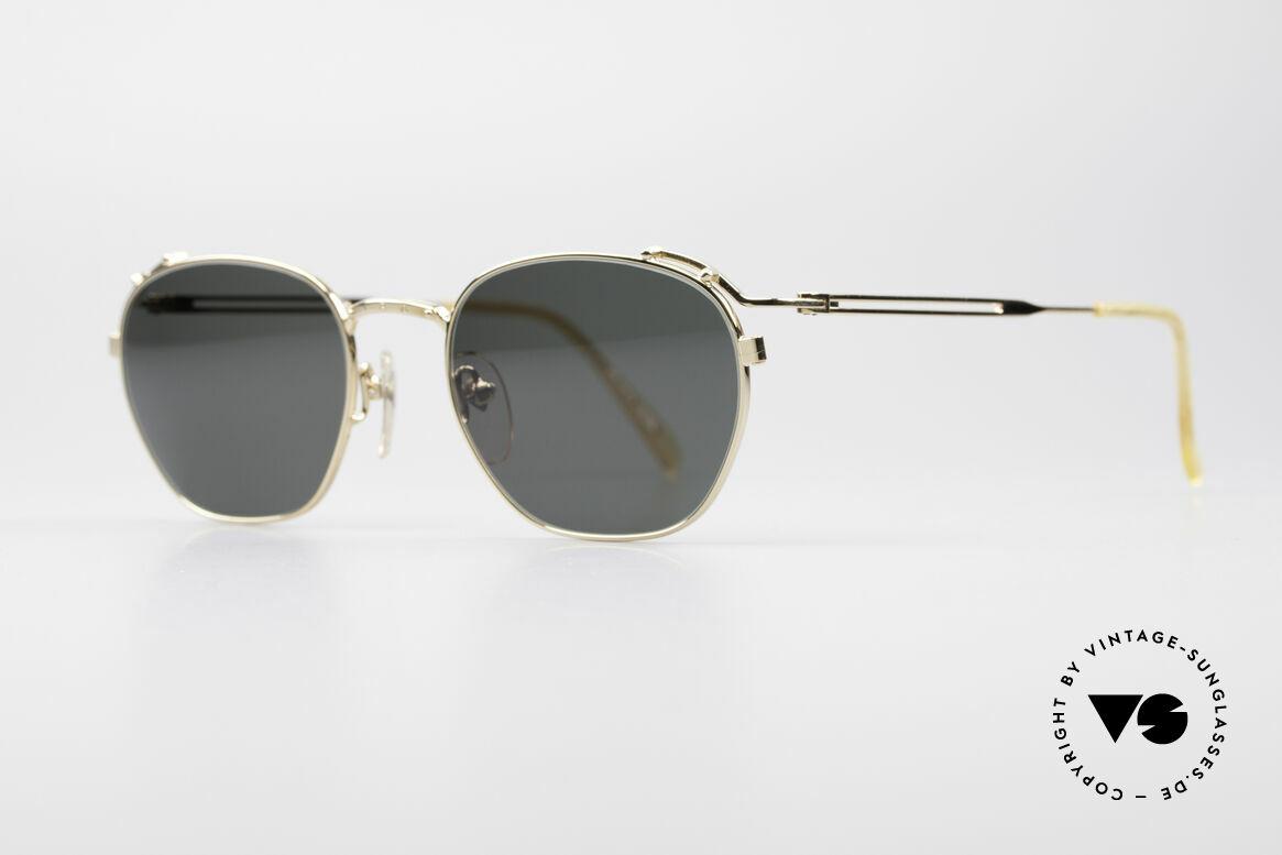 Jean Paul Gaultier 55-3173 Gold-Plated Sonnenbrille