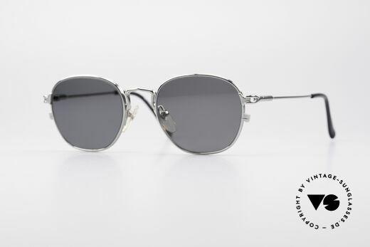 Jean Paul Gaultier 55-3182 Titanium Brille Polarized Details