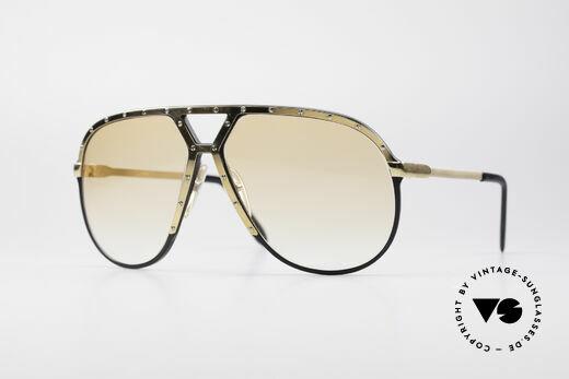 Alpina M1 Stevie Wonder Sonnenbrille Details