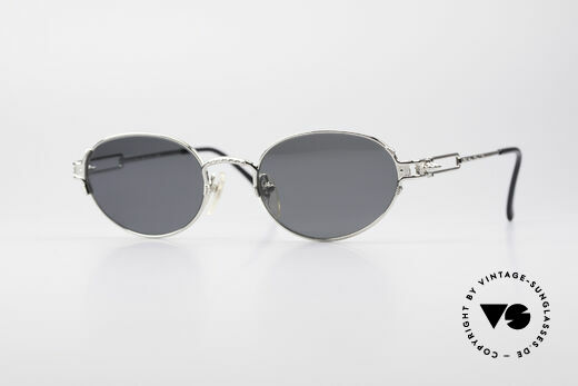 Jean Paul Gaultier 55-5108 Polarisierende Ovale Brille Details