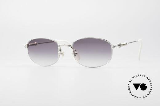 Jean Paul Gaultier 55-6102 True Vintage No Retrobrille Details