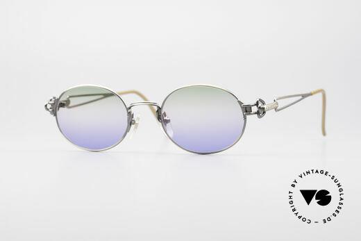Jean Paul Gaultier 55-6112 JPG Designer Sonnenbrille Details