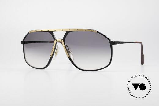 Alpina M1/7 Echte Vintage Sonnenbrille Details