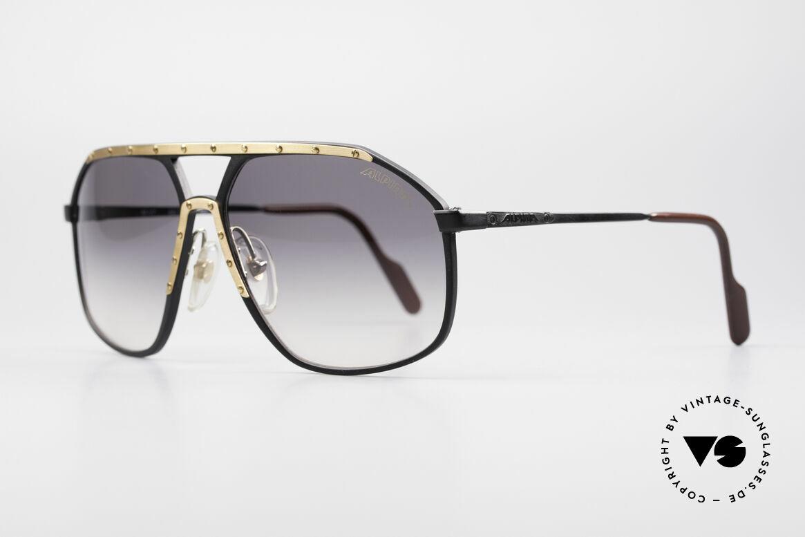 Alpina M1/7 Echte Vintage Sonnenbrille