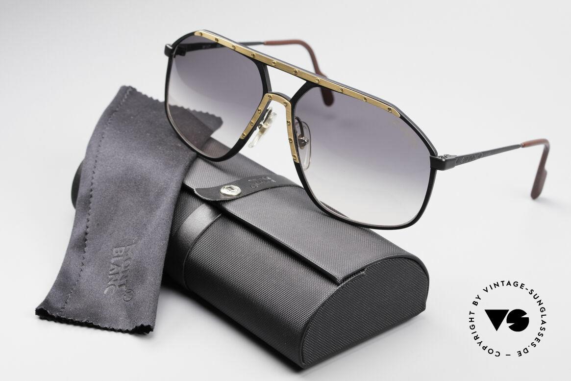Alpina M1/7 Echte Vintage Sonnenbrille, Größe: extra large, Passend für Herren