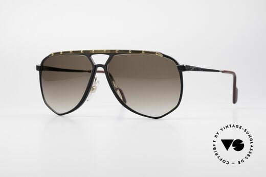 Alpina M1/4 Rare Vintage Sonnenbrille Details