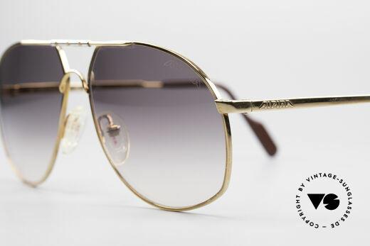 Alpina 704 Herren Piloten Sonnenbrille