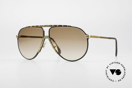 Alpina M1 West Germany Sonnenbrille Details
