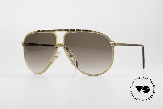 Alpina M1 True Vintage Sonnenbrille Details