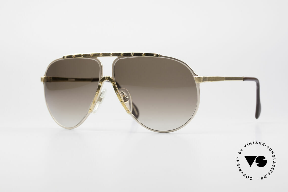 Alpina M1 80er Vintage No Retro Brille