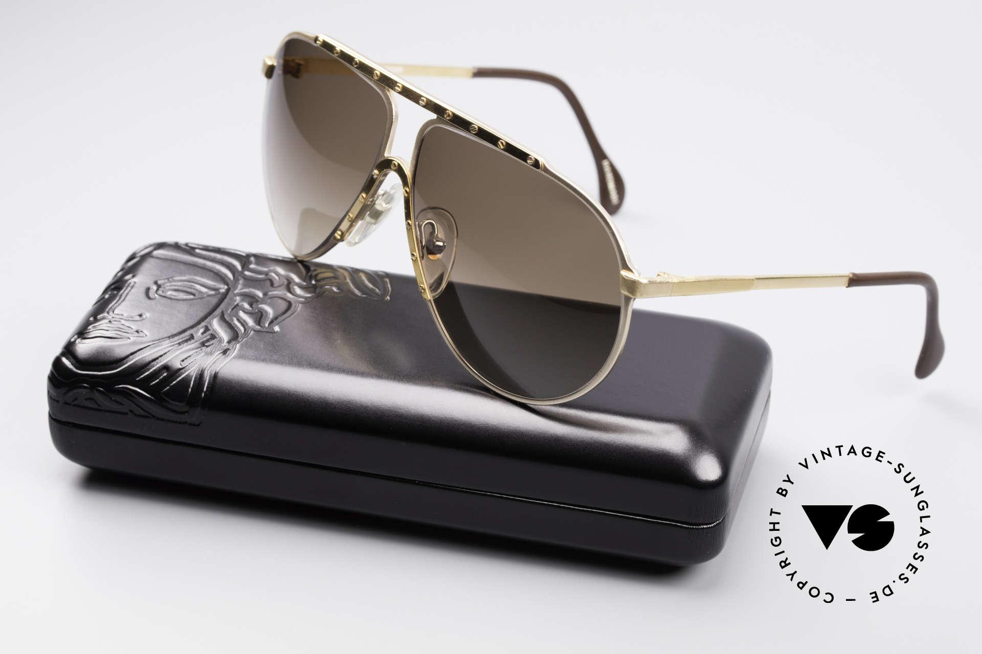 Sonnenbrillen Alpina M1 80er Vintage No Retro Brille | Vintage ...