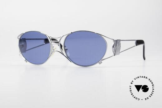 Jean Paul Gaultier 58-6101 JPG Steampunk Sonnenbrille Details