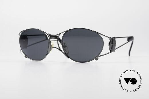 Jean Paul Gaultier 58-6101 Steampunk 90er Sonnenbrille Details