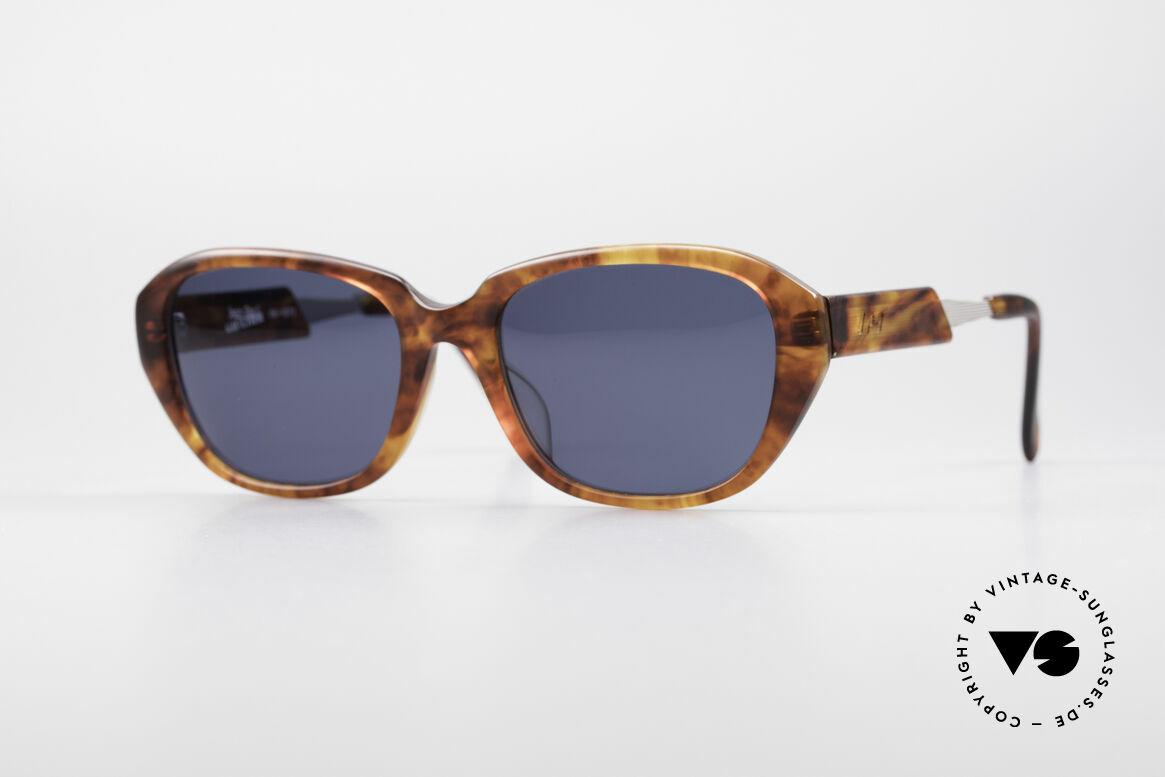 Jean Paul Gaultier 56-1072 JPG Designer Sonnenbrille, 90er Jahre Jean Paul Gaultier Designersonnenbrille, Passend für Herren und Damen