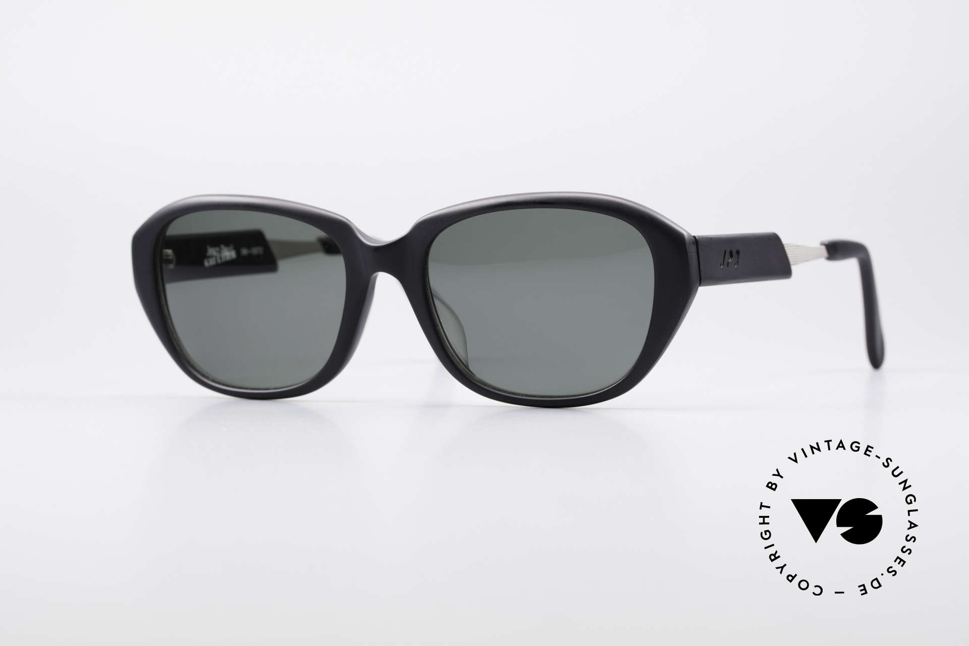 Jean Paul Gaultier 56-1072 Designer 90er Sonnenbrille, 90er Jahre Jean Paul Gaultier Designersonnenbrille, Passend für Herren und Damen