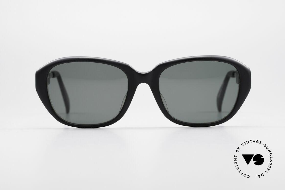 Jean Paul Gaultier 56-1072 Designer 90er Sonnenbrille, tolle Material- und Farbkombinationen; Hingucker!, Passend für Herren und Damen