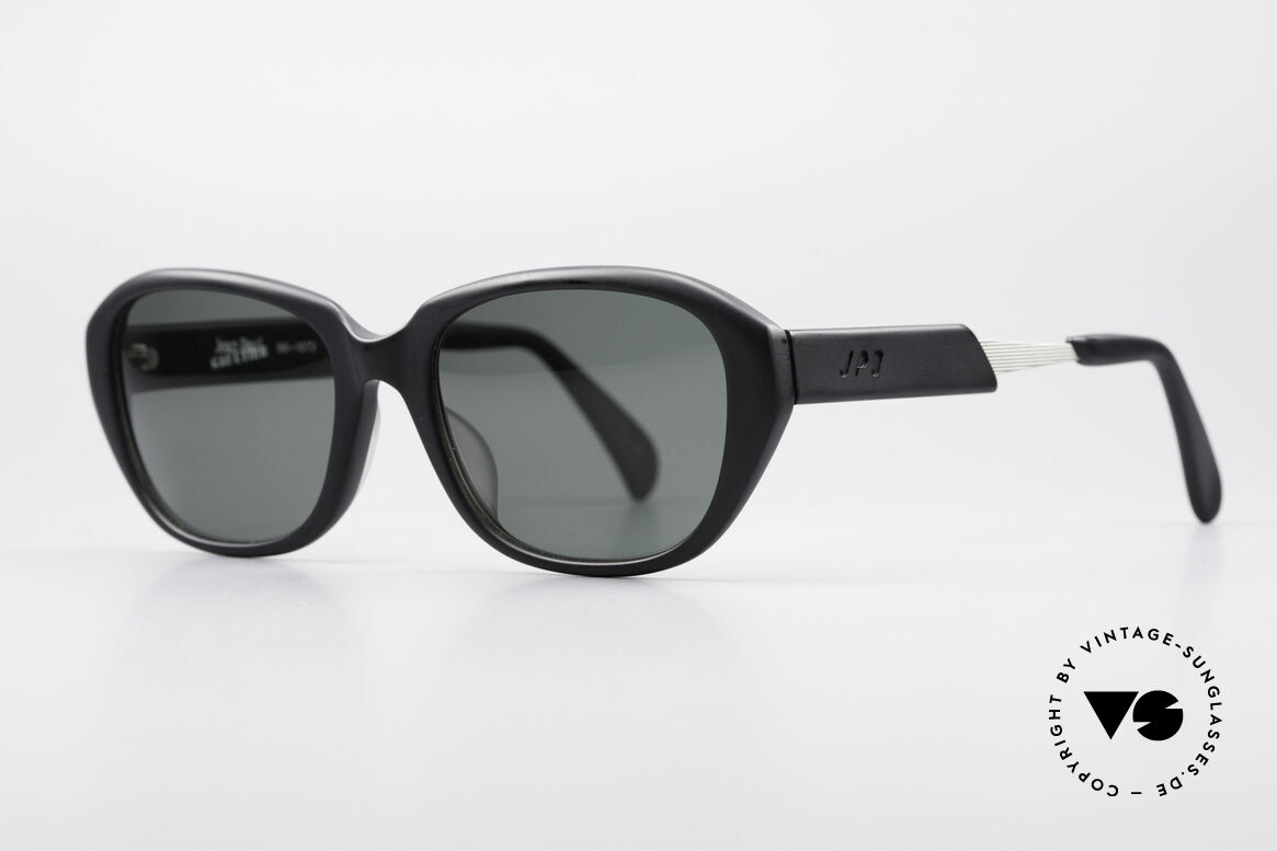Jean Paul Gaultier 56-1072 Designer 90er Sonnenbrille, fühlbare Gaultier Spitzen-Qualität (made in Japan), Passend für Herren und Damen