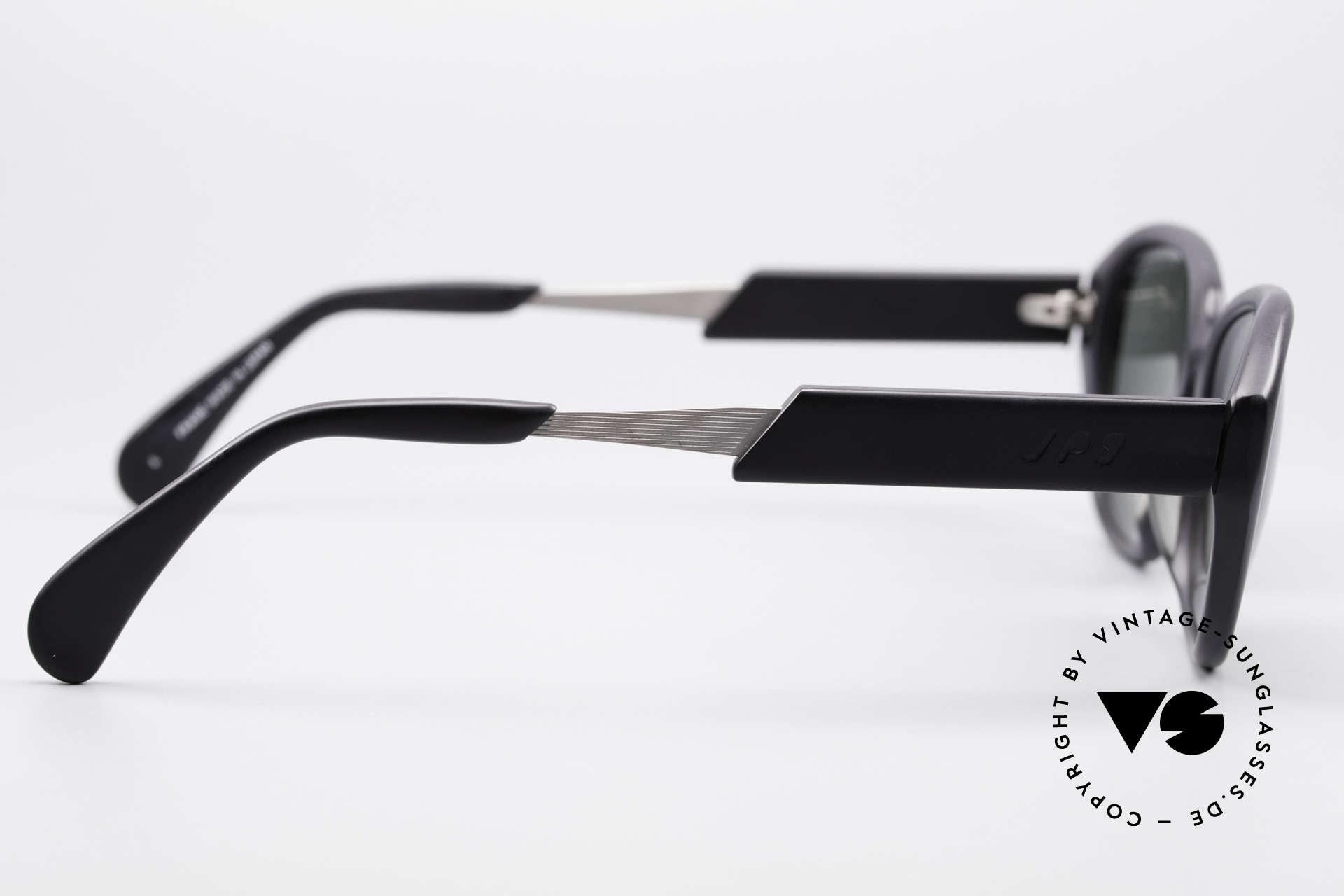 Jean Paul Gaultier 56-1072 Designer 90er Sonnenbrille, die Sonnengläser können ggf. beliebig ersetzt werden, Passend für Herren und Damen
